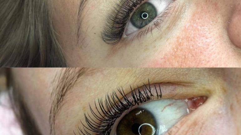 One by one VS Volume wimperextensions