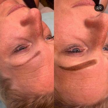 Wat zijn ombre brows?